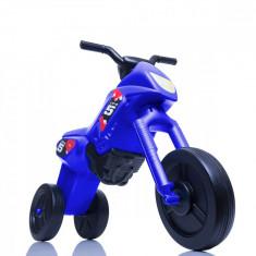 Tricicleta fara pedale Enduro - albastru-negru foto