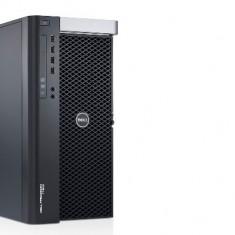 Workstation DELL Precision T7600 2 x Xeon Six Core E5-2630L 2Ghz Turbo 2.5Ghz