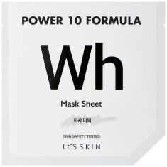 Power 10 Formula Masca de fata WH pentru luminozitate 25 ml