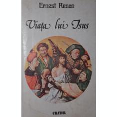 VIATA LUI ISUS - ERNEST RENAN