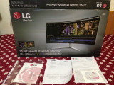 Monitor LED IPS LG 29 Curved Wide 29UC97-S extra garantie,