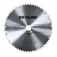 Disc circular Proline, pentru lemn, 200 mm/60 D