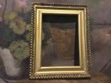Vintage / Design / Decor - rama pentru fotografii goblen tablou sau oglinda !