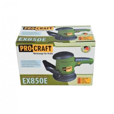 Aparat de slefuit prin rotatie ProCraft EX-850 E foto