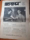 ziarul secventa -valentin uritescu