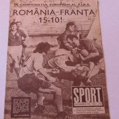 Revista SPORT-nr.14/10.1974 (Chimia Ramnicu Valcea)