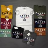 Tricou Barbati Balenciaga Marimi S , M , L , XL , XXL - 9 Culori!