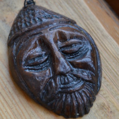 Sculptura ceramica foarte veche / Figurina ceramica veche