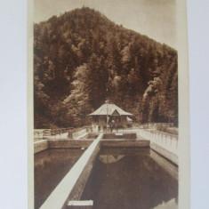 Carte postala necirculata  Slanic Moldova anii 40