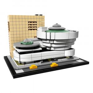 LEGO® Architecture Muzeul Solomon R. Guggenheim ® 21035