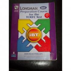 PREPARATION COURSE FOR THE TOEFL TEST - DEBORAH PHILLIPS