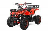 Mini ATV electric pentru copii NITRO Torino Quad 800W 36V Rosu