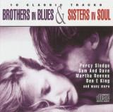 CD Brothers In Blues & Sisters In Soul , original, jazz