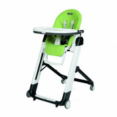 Scaun De Masa, Peg Perego, Siesta 2 in 1 Follow Me, WonderGreen