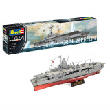 Cumpara ieftin German Aircraft Carrier Graf Zeppelin, Revell, 161 piese-RV5164