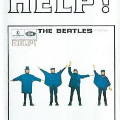 Caseta The Beatles ‎– Help! , originala,sigilata, holograma, raritate