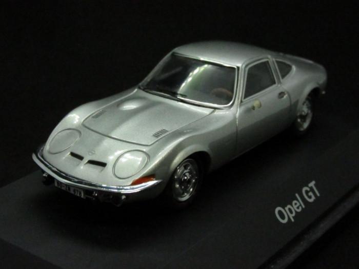 Macheta Opel Gt Schuco 1:43