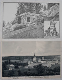 2 CARTI POSTALE INTERBELICE  - DRAGOMIRNA, DANIIL SIHASTRU, Ambele, Romania 1900 - 1950