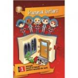Bucuria lecturii clasa I + Brosura cu aplicatii + Poster, Clasa 1, Auxiliare scolare
