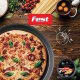 Cumpara ieftin Tava adanca pizza teflon Fest Magic 26 cm