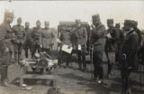Fotografie Regimentul tractiune moto armata romana perioada regalitatii
