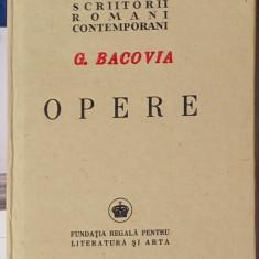 Adevarul De Lux Opere Fundatia Regala Pentru Literatura Si Arta George Bacovia