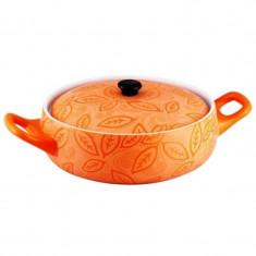 Cratita ceramica Vabene, 1.5 l, capac ceramica
