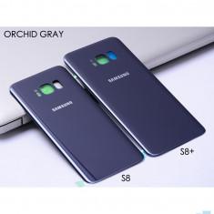 Capac Baterie Samsung Galaxy S8 Plus G955F Albastru