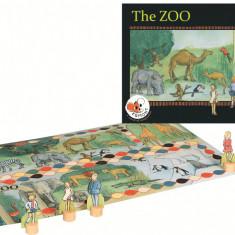 Joc educativ,interactiv Egmont, Animale si culori la zoo