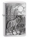 Brichetă Zippo 20855 Timberwolves Wolf