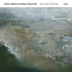 John Abercrombie: Up And Coming ( ECM 2528 ) vinil LP - SIGILAT !