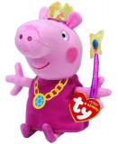 Jucarie Ty Peppa Pig Princess 6 Beanie