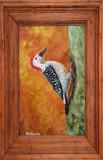 Acuarela medicul padurii ( tablouri tablou picturi pictura grafica )