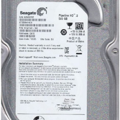 HDD SEAGATE 500GB 16MB Cache 3.5 INCH
