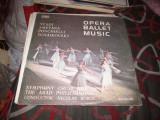 Vinil muzica de balet din opere n17, electrecord