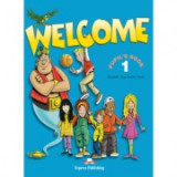 Engleza. Welcome 1 SB, Pupil's Book, Manual curs limba engleza - Elizabeth Gray, Clasa 3, Manuale
