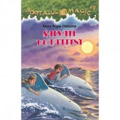 Salvati de delfini. Portalul Magic nr. 9 - Mary Pope Osborne