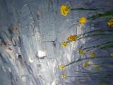 Tablou canvas abstract 30x40 cm