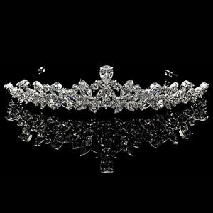 Tiara placata cu Aur 18K si Diamante, Apollonia