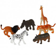 Set animale salbatice safari