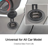 Priza incarcator USB auto dual port 5V 1A si 2.1A , MyStyle Pro