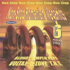CD Non-Stop Romanian MegHits Vol. 6, original