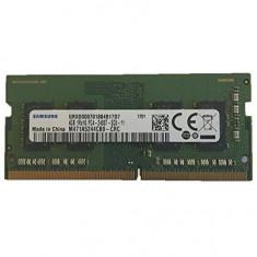 Memorie notebook Samsung DDR4, 4GB, 2400Mhz, SODIMM, bulk