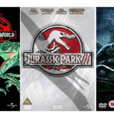 Filme Jurassic Park / World 1-5 DVD Complete Collection, Engleza, independent productions