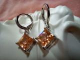 Set bijuterii de lux pentru femei Colier + Cercei model  3