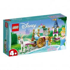 LEGO® Disney Princess - Calatoria Cenusaresei cu trasura 41159