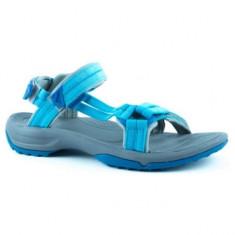 Sandale Femei casual Teva Terra Fi Lite, 36.5, Albastru