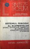 Sistemul periodic al elementelor Cristina Mandravel, Melania Gutul-Valuta