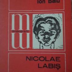 NICOLAE LABIS - ION BALU