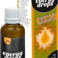Picaturi afrodisiace Taurin & Guarana 30 ml